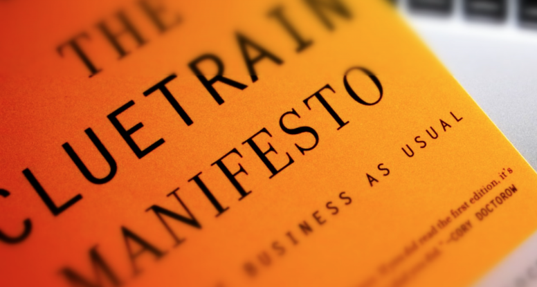 Clue train manifesto 2015